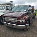 2005 Chevy 4500 Crew Cab Monroe Conversion