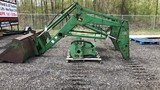 John Deere 740 Loader with mounts, 96