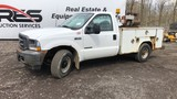 2002 Ford F250 XL Super Duty