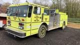 1984 Fire Truck Duples Model 260