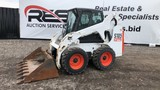 2012 Bobcat S185 Skid Steer