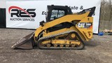 2014 CAT 299 DXHP Skid Steer