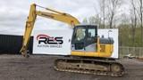 Kamatsu PC 138 Excavator