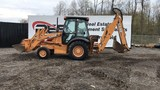 2002 Case 580 Super M backhoe