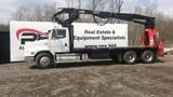 1996 Freightliner FL 112 Boom Truck