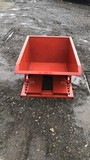 1/2 cubic yard self dumping hopper