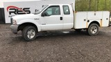 2005 Ford F350 Power Stroke Diesel V8