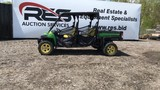 '18 John Deere 825iS4 Gator NO TITLE