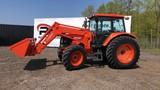2007 Kubota M108X Tractor