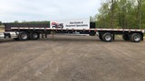 2007 Transcraft Eagle Flatbed Trailer