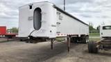 2005 East Genesis Frameless aluminum dump trailer