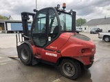 KD Manitou Model MSI 50 vertical masted forklift
