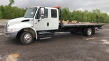 2007 International Flatbed rollback