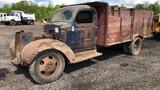 1939 Chevy 1 1/2 Ton Grain Truck