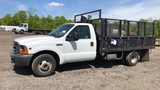 2000 Ford F350 Super Duty XL 1 Ton Stake Truck