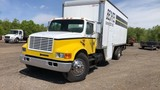 1993 International 4000 Box truck