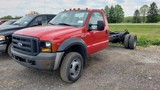 2006 Ford F450 Cabin Chassis