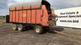 Myers 618SF Tandem Axle Silage Wagon