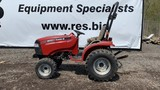 Case IH DX24 Hydro Compact Tractor