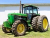 '88 JD 4450 D. FWA Tractor  9688 hrs. Weights & Quick tach Included