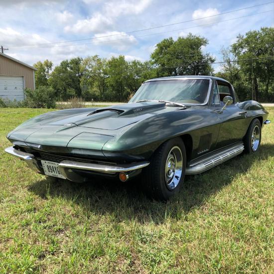 Classic Car & Muscle Car Parts Auction