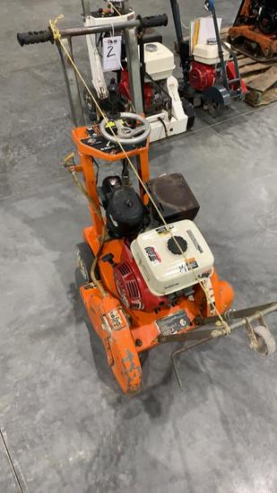 Clipper Concrete Floor Saw
