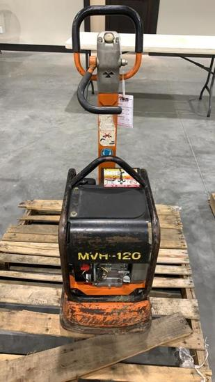Mikasa 5500# plate compactor