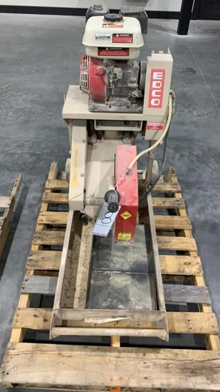 Edco GMS145 tub saw