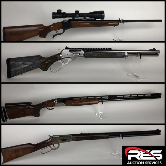October Firearm Auction