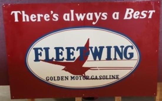 Fleetwing Golden Motor Gasoline