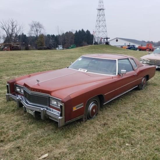 1977 Cadillac El Dorado