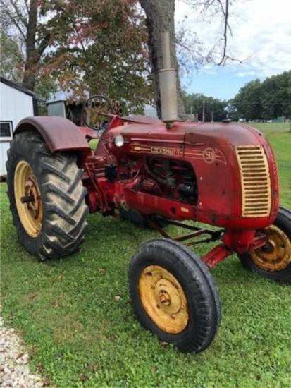 Cockshutt 50 Tractor