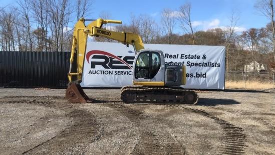 Kobelco 135SR Excavator EX90