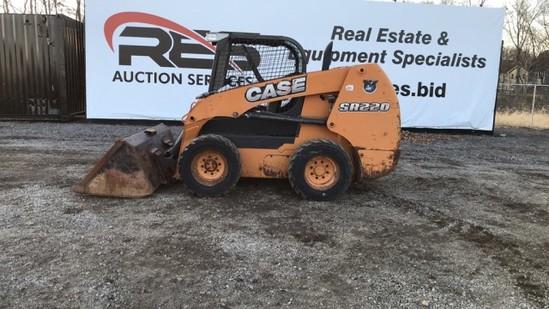 2013 Case SR220 Skid Steer