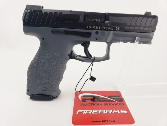 H&K VP9 9mm Semi-Auto Pistol
