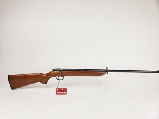 Remington Targetmaster 22LR Single Shot Bolt Rifle