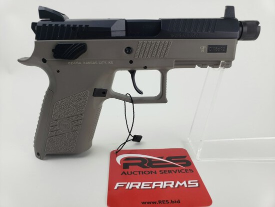 CZ-USA P-07 9mm Semi-Auto Pistol