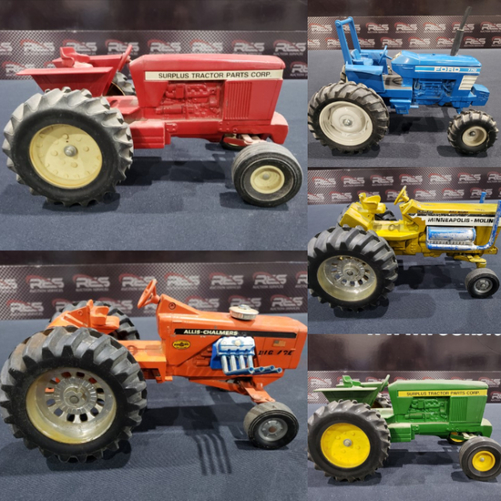 Toy & Tool Consignment Auction
