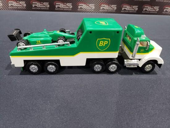 BP Race Car Carrier-in box