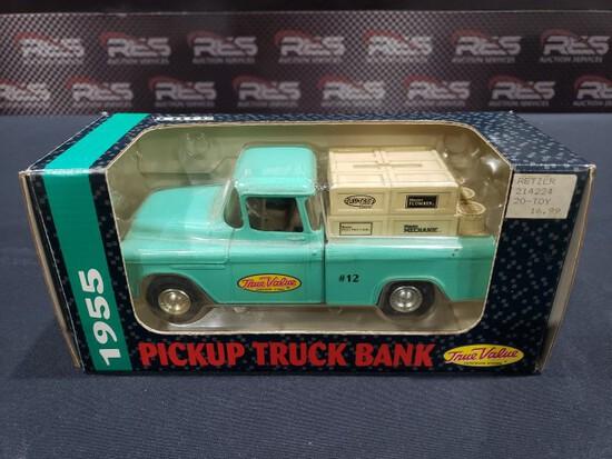 1955 Ertl True Value Truck-in box
