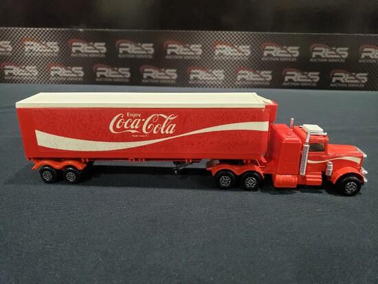 Coca-Cola Semi Truck