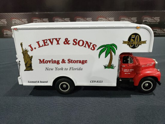J. Levy & Sons Moving Truck