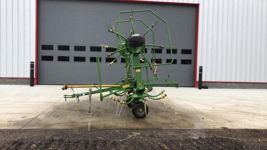 """ABSOLUTE"" Krone 5.52/4X7T Tedder"