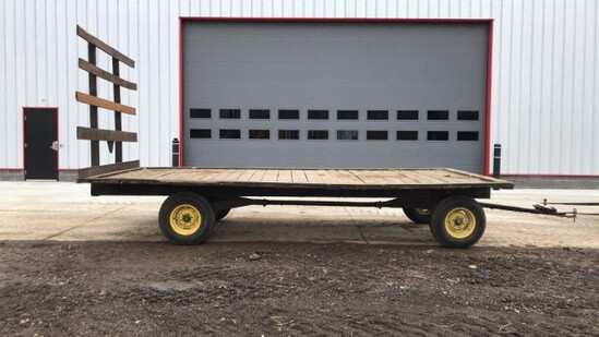 """ABSOLUTE"" 18' Hay wagon"