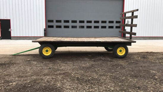"""ABSOLUTE"" 16' Hay Wagon"