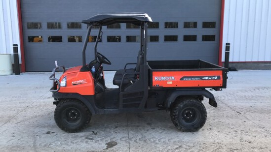 """ABSOLUTE"" Kubota RTV900XT ATV"