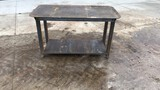 30x57 Heavy Duty Welding Shop Table w/ Shelf