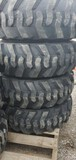 Set/ 4 New 10-16.5 Tires/Wheels for NH/JD/CAT