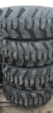 Set/ 4 New 12-16.5 Tires/Wheels for Bobcat