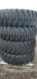 (4) New 20.5-25 Loader/Grader/Telehandler Tires